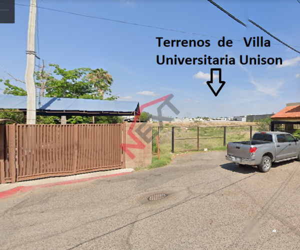 Se Vende Terreno En Villa Universidad